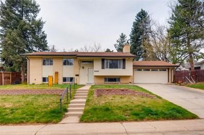 8465 E Lehigh Avenue, Denver, CO 80237 - MLS#: 6101061
