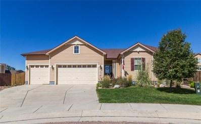 14674 Air Garden Lane, Colorado Springs, CO 80921 - MLS#: 6101085