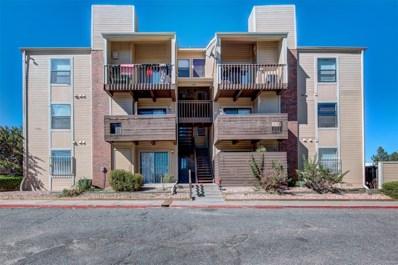 15350 E Arizona Avenue UNIT 305, Aurora, CO 80017 - MLS#: 6101688