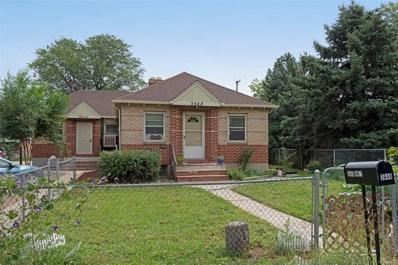 3648 Ames Street, Wheat Ridge, CO 80212 - MLS#: 6102500