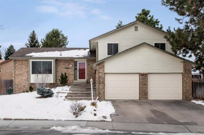 2938 E Geddes Avenue, Centennial, CO 80122 - MLS#: 6106430