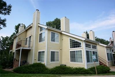 13722 E Lehigh Avenue UNIT F, Aurora, CO 80014 - MLS#: 6108870