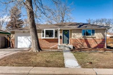 1435 S Benton Street, Lakewood, CO 80232 - MLS#: 6121973