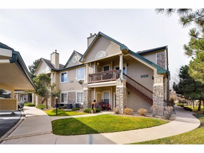 4045 S Crystal Circle UNIT 103, Aurora, CO 80014 - MLS#: 6122393