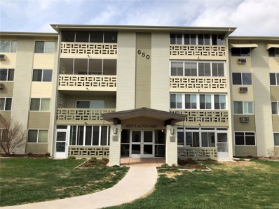 650 S Alton Way UNIT 11C, Denver, CO 80247 - MLS#: 6124545