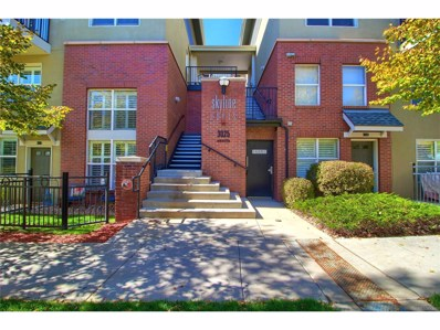 3025 Umatilla Street UNIT 106, Denver, CO 80211 - MLS#: 6129525