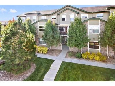 5800 Tower Road UNIT 108, Denver, CO 80249 - MLS#: 6129733