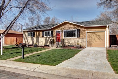 6689 Lewis Street, Arvada, CO 80004 - MLS#: 6132560