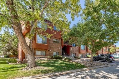 433 Wright Street UNIT 102, Lakewood, CO 80228 - #: 6135621