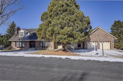 6393 Mountain View Drive, Parker, CO 80134 - MLS#: 6144473