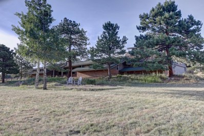 3886 Ponderosa Drive, Evergreen, CO 80439 - #: 6150628