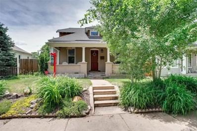2219 S Sherman Street, Denver, CO 80210 - MLS#: 6151237