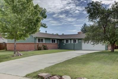 34 Flower Street, Lakewood, CO 80226 - #: 6153205