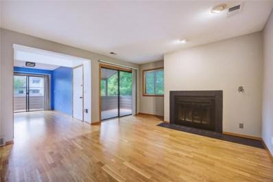 3725 Birchwood Drive UNIT 22, Boulder, CO 80304 - MLS#: 6156395