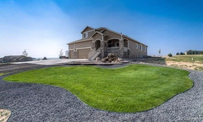 3550 Zane Gray Loop, Parker, CO 80138 - #: 6158338