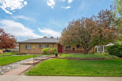 995 S Garfield Street, Denver, CO 80209 - #: 6160474