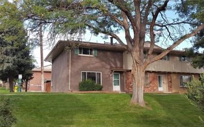 12578 W Virginia Avenue, Lakewood, CO 80228 - MLS#: 6160923