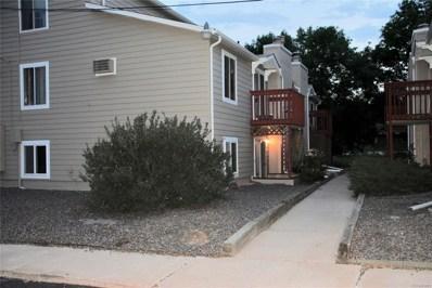 1087 Ingalls Street UNIT 3C, Lakewood, CO 80214 - MLS#: 6169260