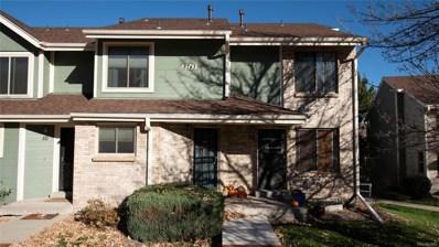 8743 W Cornell Avenue UNIT 11, Lakewood, CO 80227 - MLS#: 6172257