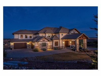 5318 Moonlight Way, Parker, CO 80134 - MLS#: 6172330