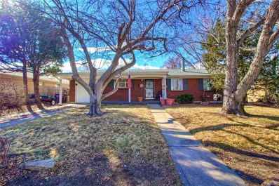 647 S Grape Street, Denver, CO 80246 - MLS#: 6178427