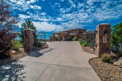 10331 Rancho Montecito Drive, Parker, CO 80138 - #: 6180472