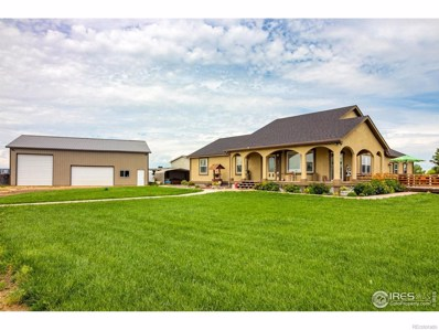 23447 County Road 35, La Salle, CO 80645 - #: 6182341