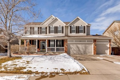 1167 N Burlington Drive, Castle Rock, CO 80104 - MLS#: 6184260