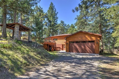 4990 White House Trail, Evergreen, CO 80439 - #: 6185913