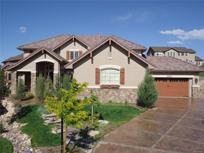 9625 Blue Bonnet Court, Colorado Springs, CO 80920 - #: 6185932