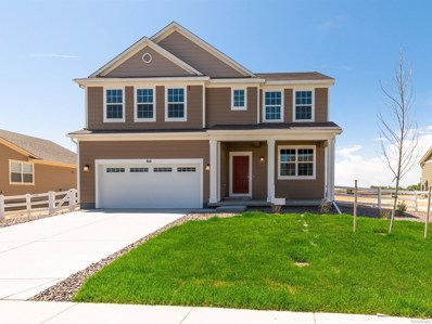 816 Penstemon Drive, Brighton, CO 80640 - #: 6187272