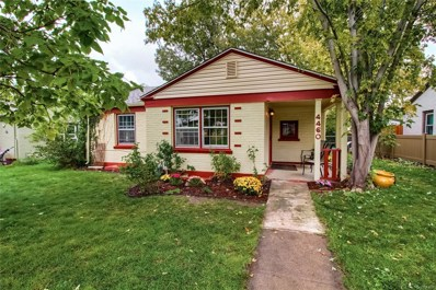 4460 Eliot Street, Denver, CO 80211 - #: 6188401