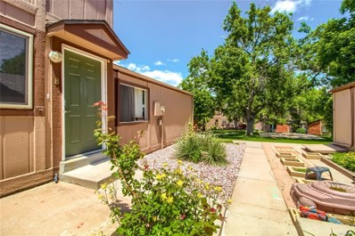 7700 W Glasgow Place UNIT 3B, Littleton, CO 80128 - #: 6191573