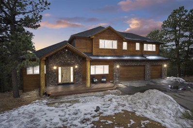 4125 Aspen Lane, Evergreen, CO 80439 - #: 6192005
