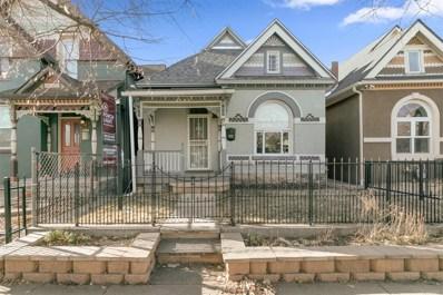 3707 N Franklin Street, Denver, CO 80205 - #: 6197125