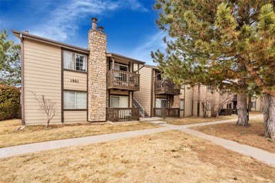 1863 S Pitkin Circle UNIT B, Aurora, CO 80017 - #: 6198259