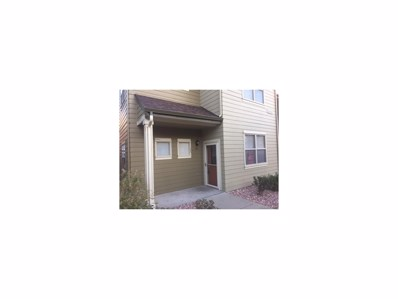 5444 Zephyr Street UNIT 101, Arvada, CO 80002 - MLS#: 6205639