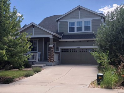 2868 Night Song Way, Castle Rock, CO 80109 - #: 6206022