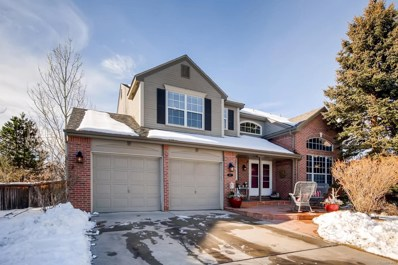 607 Huntington Place, Highlands Ranch, CO 80126 - MLS#: 6207258