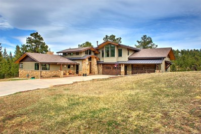 32469 Woodland Drive, Evergreen, CO 80439 - #: 6209599
