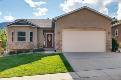 7416 Centennial Glen Drive, Colorado Springs, CO 80919 - MLS#: 6213715