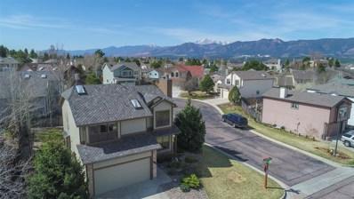 245 Holbrook Street, Colorado Springs, CO 80921 - MLS#: 6215419