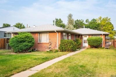 2020 Kendall Street, Edgewater, CO 80214 - MLS#: 6221320