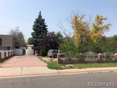 801 S Wolff Street, Denver, CO 80219 - MLS#: 6223082