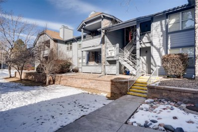 8035 W Eastman Place UNIT 102, Lakewood, CO 80227 - MLS#: 6233733