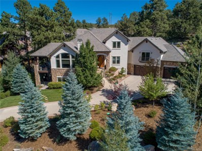 4980 Silver Pine Drive, Castle Rock, CO 80108 - #: 6234329
