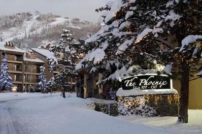 2345 Apres Ski Way UNIT 117G, Steamboat Springs, CO 80487 - #: 6235227