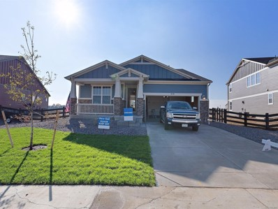 628 Stage Station Way, Lafayette, CO 80026 - MLS#: 6235926