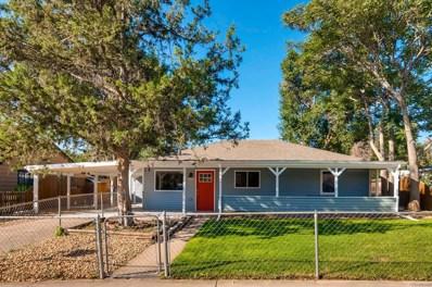 829 Uvalda Street, Aurora, CO 80011 - MLS#: 6239792
