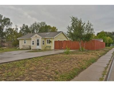 2001 S Vallejo Street, Denver, CO 80223 - MLS#: 6243784